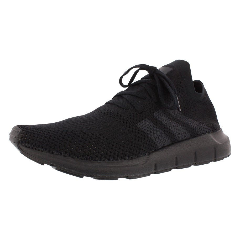 black adidas shoes mens
